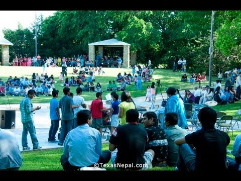 Nepali New Year 2067 Celebration in Texas [Full Video]