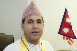 Dr. Chintamani Yogi - Personality of the Month for July 2010