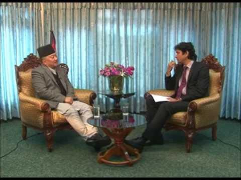 Interview with Subash Chandra Nembang