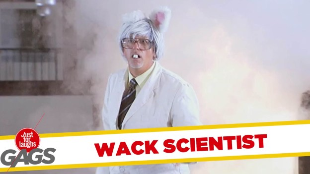 Wacky Mad Scientist Pranks – Best of Just for Laughs Gags