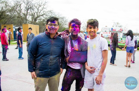 Holi Celebration 2015 by ICA - Photo 20