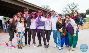 Holi Celebration 2015 by ICA - Photo 62
