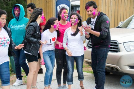 Holi Celebration 2015 by ICA - Photo 85