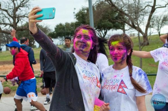 Holi Celebration 2015 by ICA - Photo 86