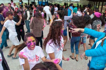 Holi Celebration 2015 by ICA - Photo 91