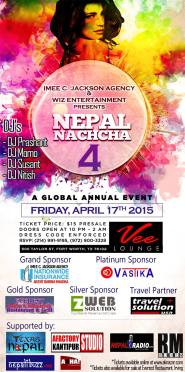 Nepal Nachcha 4 Dallas on April 17, 2015