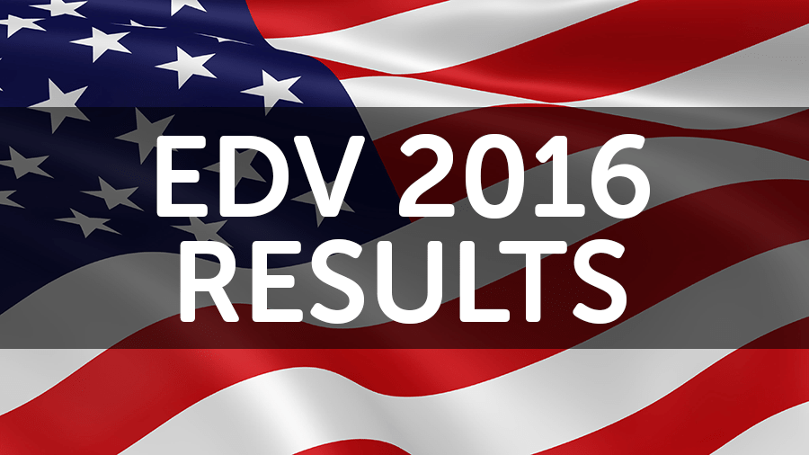 How to check DV 2016 Results