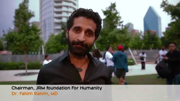 Dr. Fahim Rahim | Interview | Rally for Nepal 2015