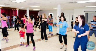 Zumba Dance for Earthquake Victims of Nepal Photo 11
