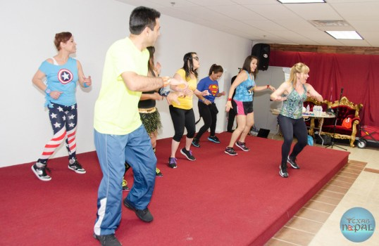 Zumba Dance for Earthquake Victims of Nepal Photo 13