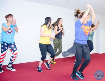 Zumba Dance for Earthquake Victims of Nepal Photo 15