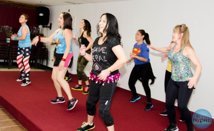 Zumba Dance for Earthquake Victims of Nepal Photo 21