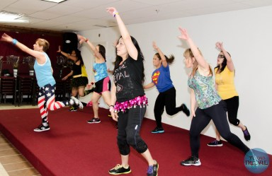 Zumba Dance for Earthquake Victims of Nepal Photo 24