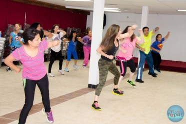 Zumba Dance for Earthquake Victims of Nepal Photo 33