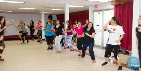 Zumba Dance for Earthquake Victims of Nepal Photo 34
