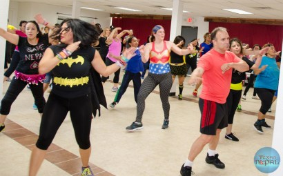 Zumba Dance for Earthquake Victims of Nepal Photo 36