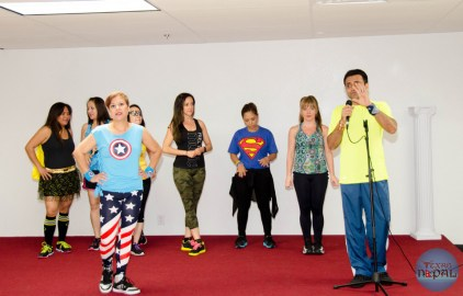 Zumba Dance for Earthquake Victims of Nepal Photo