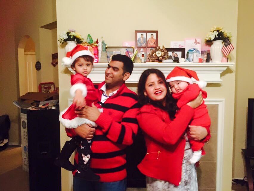 samira siwakoti Family