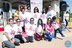 Walkathon for Nepal Rise and Shine in Coppell, Texas