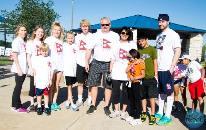Walkathon for Nepal Rise and Shine in Coppell, Texas - Photo