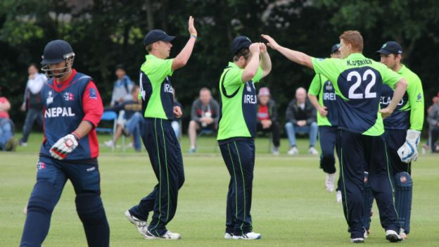 Nepal Faces Worst Defeat Against Ireland In T20I Series