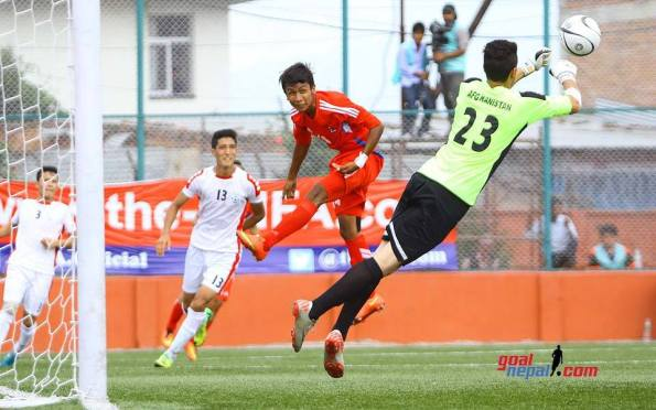Nepal's 3-2 Victory Against Afghanistan Leads It To SAFF U19 Championship Finals