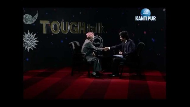 Tough Talk with Lalbabu Pandit