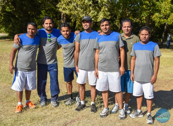 Dashain Volleyball Tournament 2015 Euless - Photo 18
