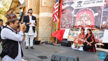 Indra Jatra Celebration 2015 Texas - Photo 50