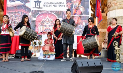 Indra Jatra Celebration 2015 Texas - Photo 52