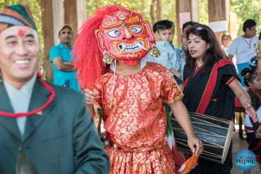 Indra Jatra Celebration 2015 Texas - Photo 93