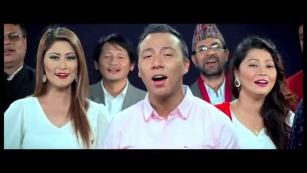 MUSIC VIDEO: 'Singha Durbar' OST: 'Yo Karmabhumiko Aanganma'