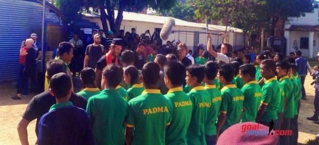 Beckham Bends It Like It Is In KTM City