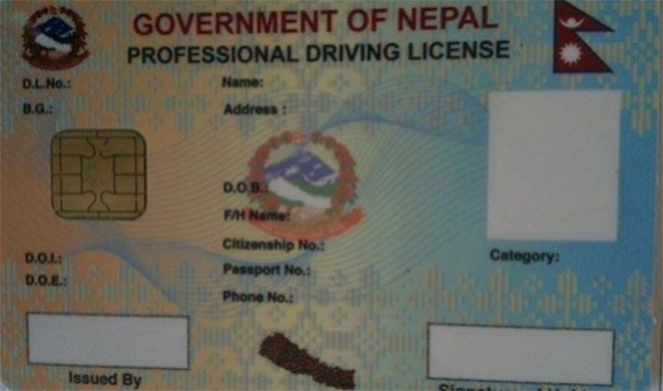 Issuing Of Smart Driving License Begins From Next Week