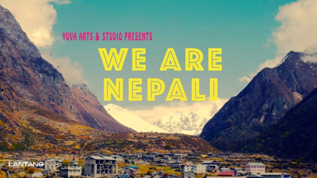 WE ARE NEPALI – WE WILL RISE AGAIN