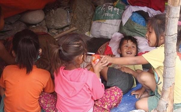 Rapid Malnutrition Hits Nepal Hard
