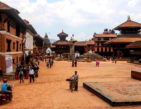 Renovation of heritages in Bhaktapur Durbar Square Resumes