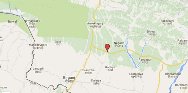 Rautahat Road Accident Kills One, Injures 12