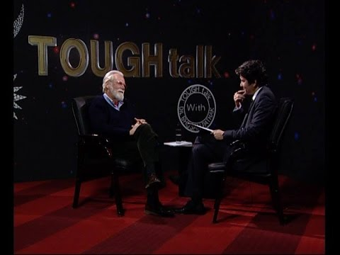 Michael Gill, American Social worker in TOUGH talk with Dil Bhusan Pathak