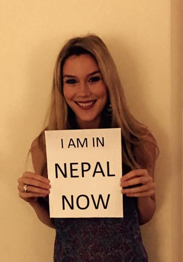 Joss Stone Live In Kathmandu