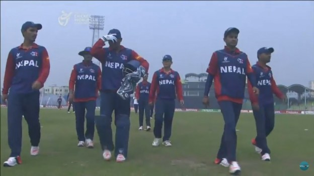 ICC U-19WC: Pakistan Defeats Nepal By 122 runs In 5th Place Play-off
