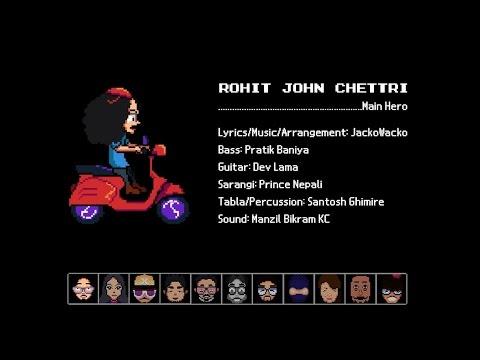 Rohit John Chettri Goes Nintendo For 'Sannani's Music Video