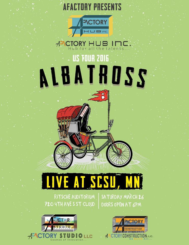 albatross tour