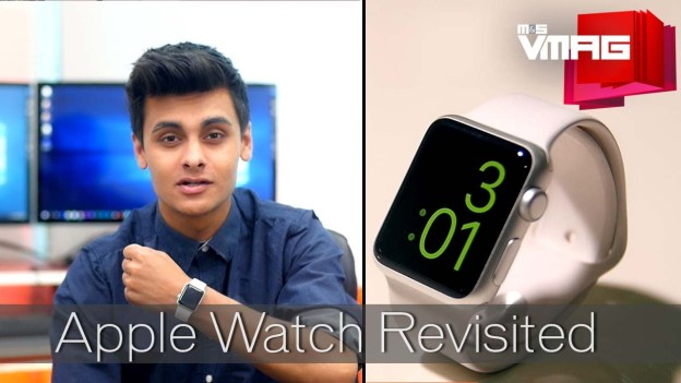 Gadget Review: Apple Watch Revisited – 5 Things To Know