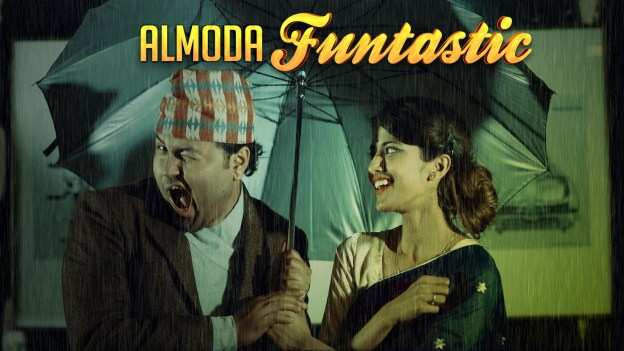 MUSIC VIDEO: Almoda Cheers Us Up With 'Funtastic Happy' Song