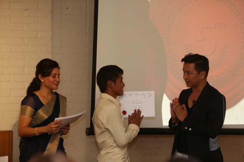 Shikshya Foundation Nepal's 5th Anniversary