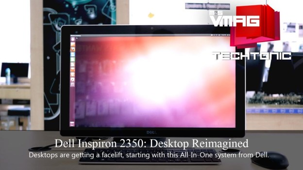Gadget Review: Dell Inspiron 2350 All-In-One