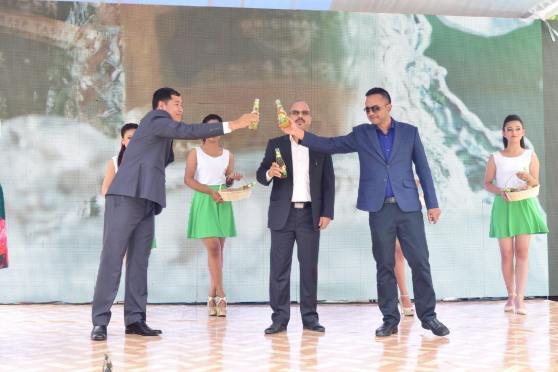 Gorkha Brewery Launch Somersby Apple Cider In Nepal