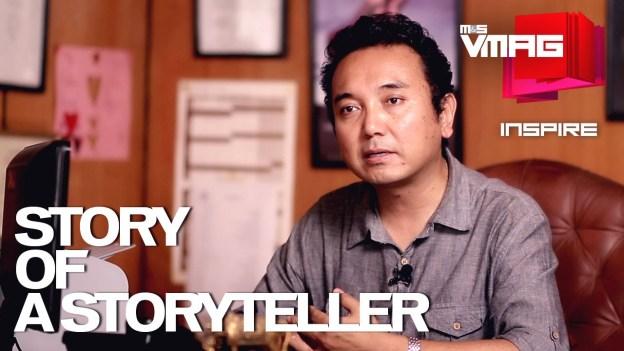 M&S INSPIRE: Filmmaker Tsering Rhitar Sherpa Tells His Story