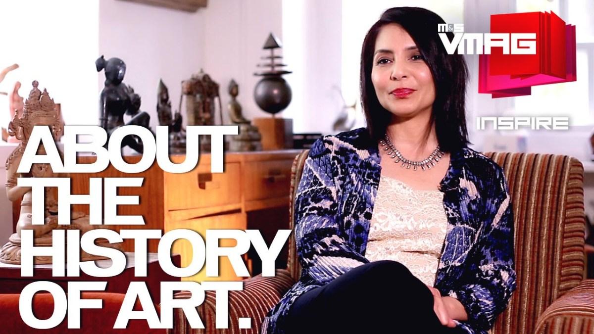 M&S INSPIRE: Art Historian Dr. Dina Bangdel